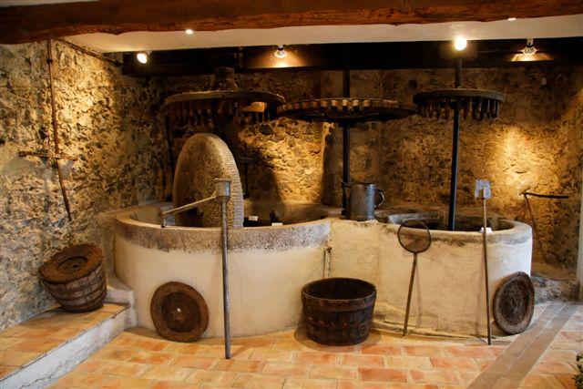 Une salle du Moulin